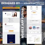 Funnel for Mobile App